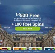 Euro Palace Slots Casino Review