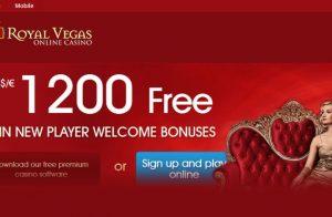 Royal Vegas Slots Casino Review